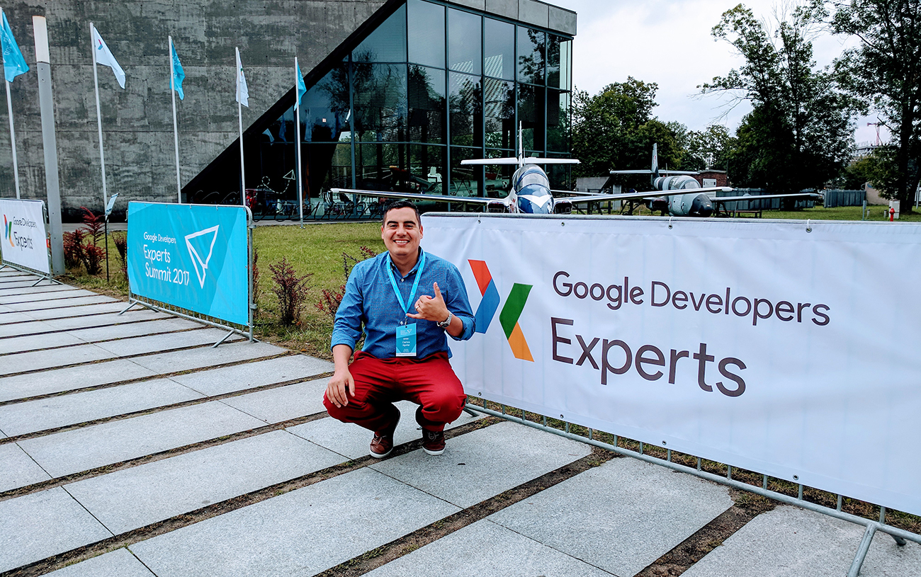 carlos-aguilar-google-developer-expert-summit-europa