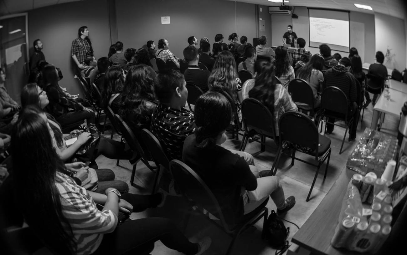 Lightning Talk de Google Analytics en el Intercomunidades en Tijuana