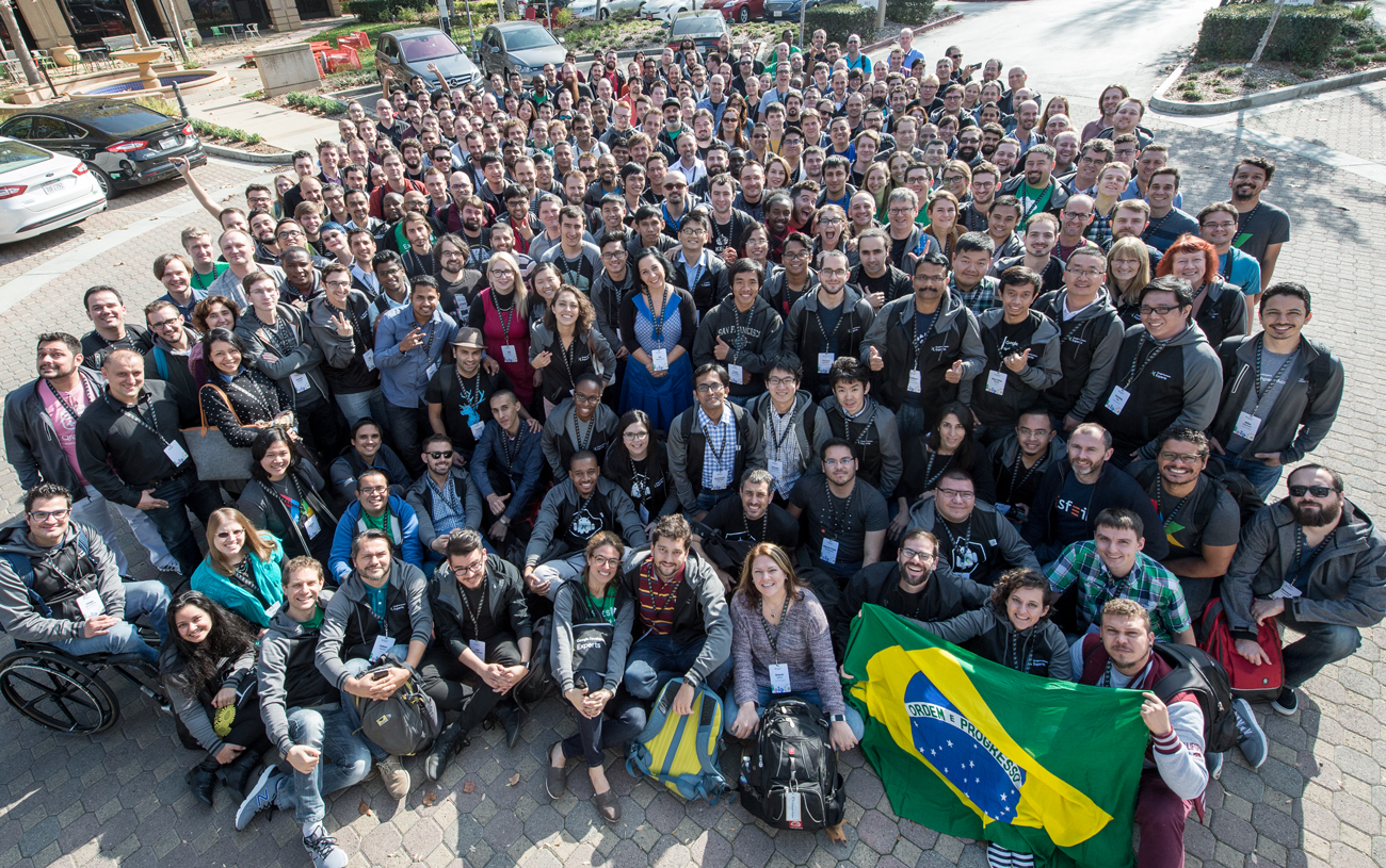 Google Developer Expert Summit 2016 en Palo Alto, CA