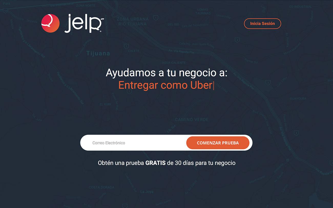 Startup Interview – Jelp App